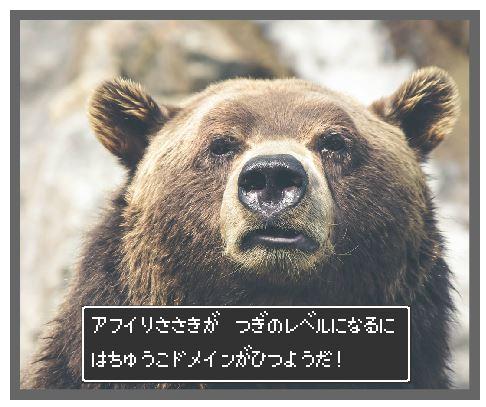 アフィリ笹木 中古ドメインを購入する!