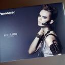 Panasonic ウェアラブルカメラ HX-A100